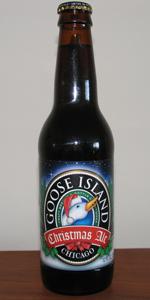 Bourbon-Barrel Christmas Ale