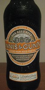 Innis & Gunn Spiced Rum Aged Porter