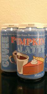 Cuvee Pumpkin Latte