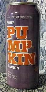 Collective Project: Sour Pumpkin Saison