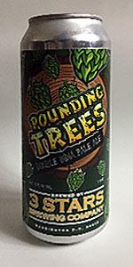 Pounding Trees