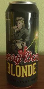 Cherry Bomb Blonde