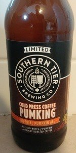 Cold Press Coffee Pumking