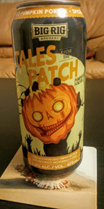 Tales From The Patch Pumpkin Porter
