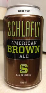 Schlafly Sessions American Brown