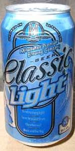 Milwaukee Premium Brewing Company Classic Light