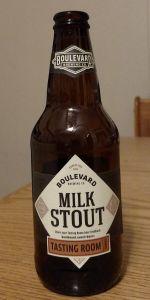 Tasting Room Series: Milk Stout