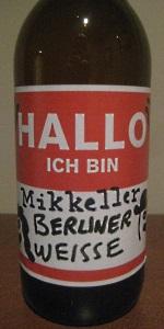 Hallo Ich Bin Berliner Weisse