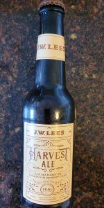J.W. Lees Harvest Ale (Lagavulin Whisky Cask)