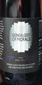 Genealogy of Morals (Kieni: Nyeri, Kenya)