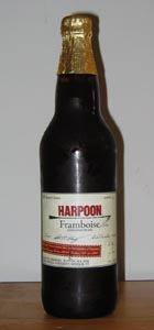 Harpoon 100 Barrel Series #11 - Framboise