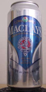 Maclay's Traditional Pale Ale