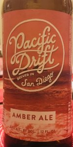 Pacific Drift Amber Ale