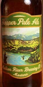 Hopper Pale Ale