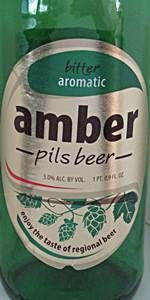 Amber Pils Beer