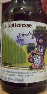 La Botteresse Blonde