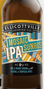 Mosaic Sunrise IPA
