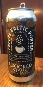 Coffee Baltic Porter