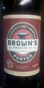 Brown's Porter