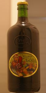 Dirty Tackle Ale