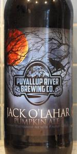 Jack O'Lahar Pumpkin Ale
