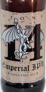 20th Anniversary Encore Series: 14th Anniversary Emperial IPA