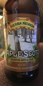 Maple Scotch-Style Ale