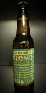 Red Brick Blonde
