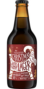 Brutal Brewing Toasted Christmas Lager