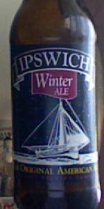 Ipswich Winter Ale