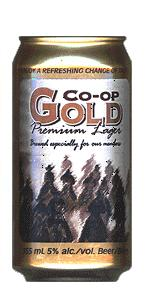 CO-OP Gold Premium Lager