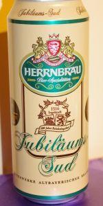 Herrnbräu Jubiläums-Sud