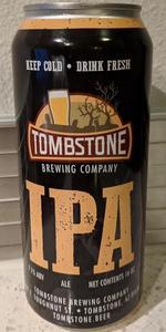 Tombstone Brewing IPA