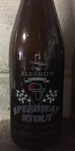 Speedway Stout - Mokasida