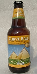 Curve Ball Blonde Ale