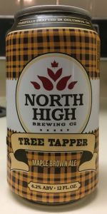 Tree Tapper Maple Brown