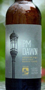 PM Dawn W/ Cold Brew Coffee