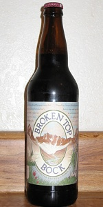 Broken Top Bock