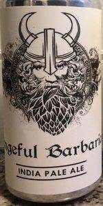 Vengeful Barbarian