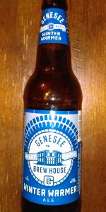 Genesee Brew House Pilot Batch #3 - Winter Warmer