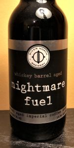 Nightmare Fuel - Whiskey Barrel-Aged