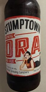 Stumptown Ora (Oatmeal Red Ale)