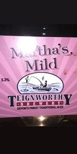 Teignworthy Marthas Mild