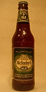 McSorley's Ale