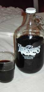 Two Rows Whiskey Barrel Stout