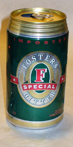 Fosters Special Bitter