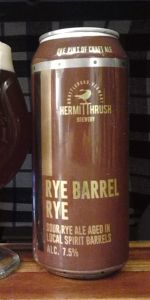 Rye Barrell Rye