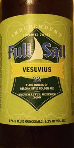 Vesuvius (Brewmaster Reserve)