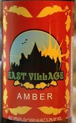 East Village Amber