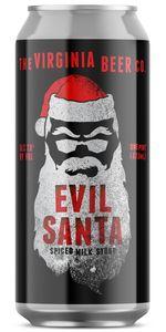 Evil Santa Spiced Milk Stout